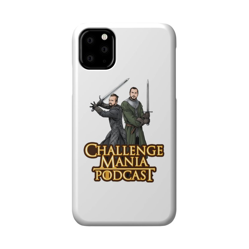 Game of Pods Accessories Phone Case by Challenge Mania Shop