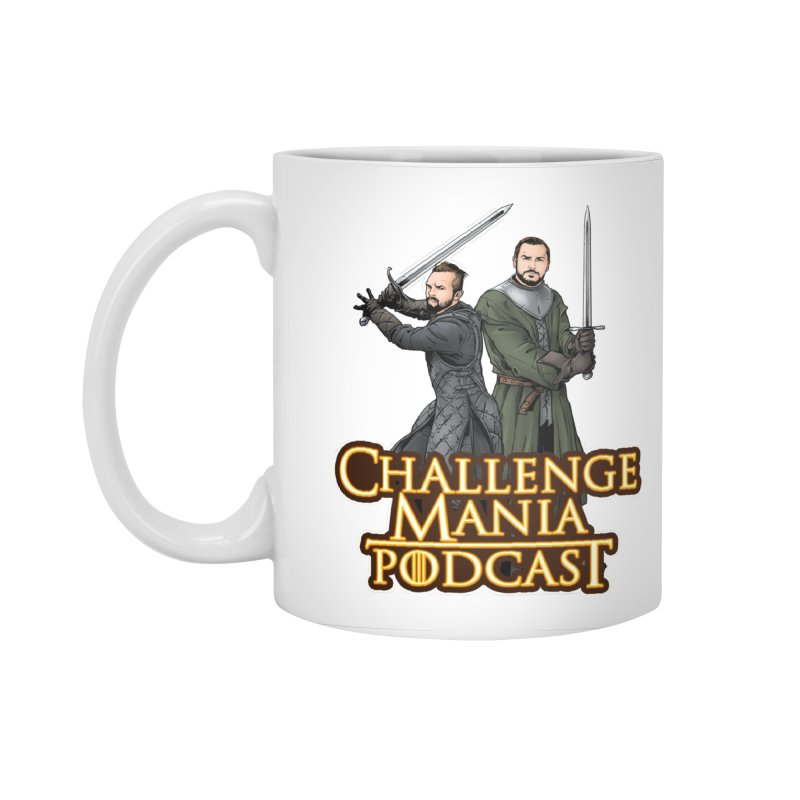 Game of Pods Accessories Standard Mug by Challenge Mania Shop