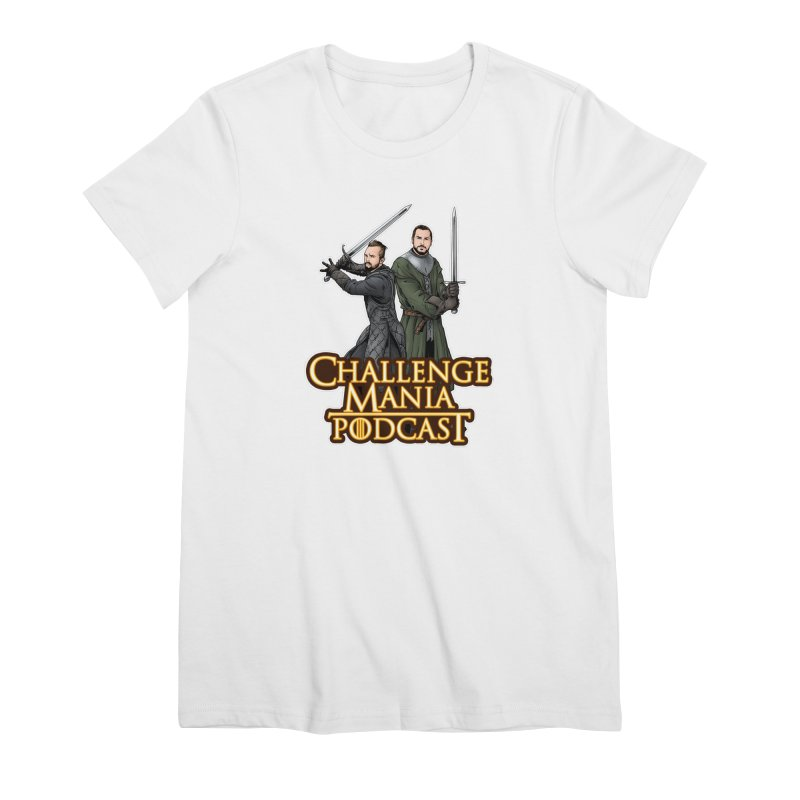 Game of Pods Women's Premium T-Shirt by Challenge Mania Shop