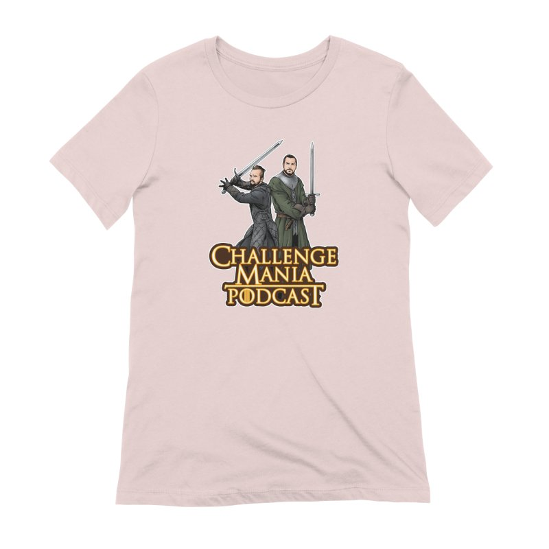 Game of Pods Women's Extra Soft T-Shirt by Challenge Mania Shop