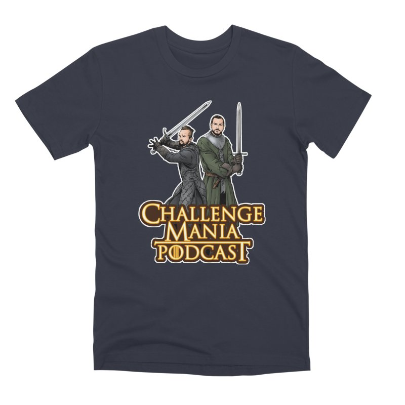 Game of Pods Men's Premium T-Shirt by Challenge Mania Shop