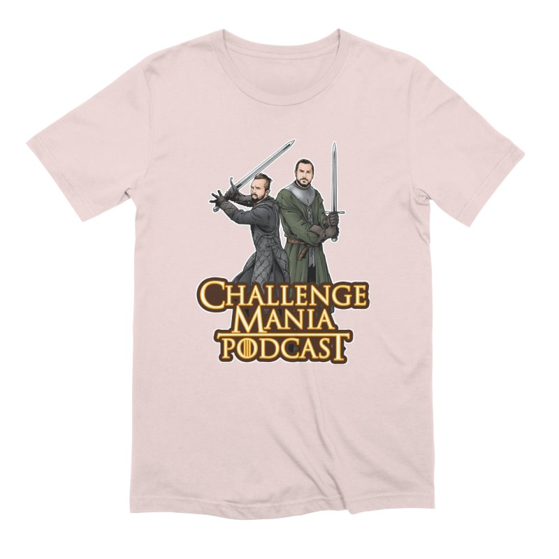 Game of Pods Men's Extra Soft T-Shirt by Challenge Mania Shop