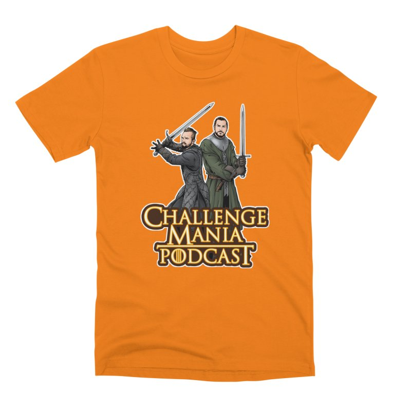 Game of Pods Men's T-Shirt by Challenge Mania Shop