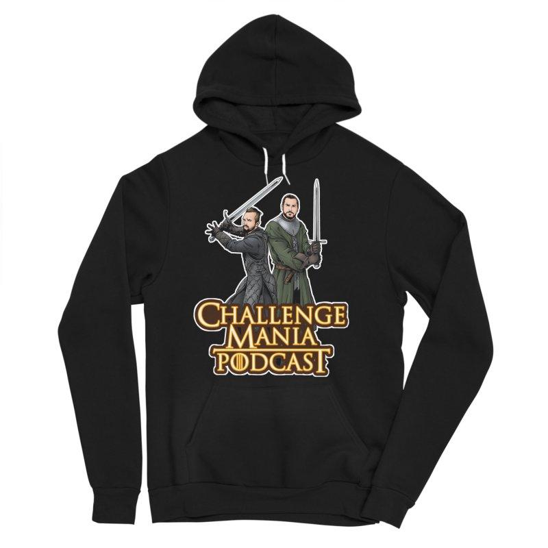 Game of Pods Men's Sponge Fleece Pullover Hoody by Challenge Mania Shop