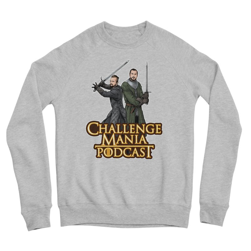 Game of Pods Men's Sponge Fleece Sweatshirt by Challenge Mania Shop