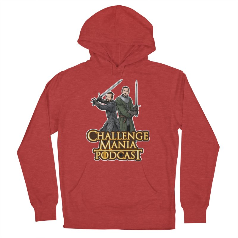 Game of Pods Women's French Terry Pullover Hoody by Challenge Mania Shop