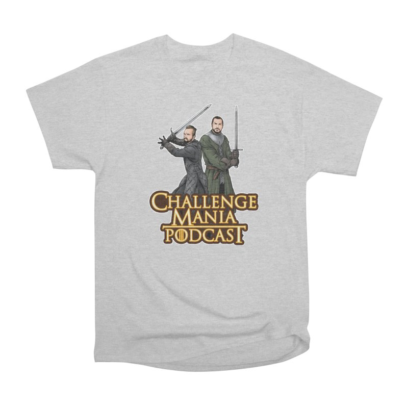Game of Pods Women's Heavyweight Unisex T-Shirt by Challenge Mania Shop