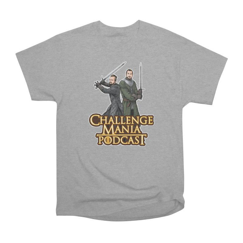 Game of Pods Men's Heavyweight T-Shirt by Challenge Mania Shop
