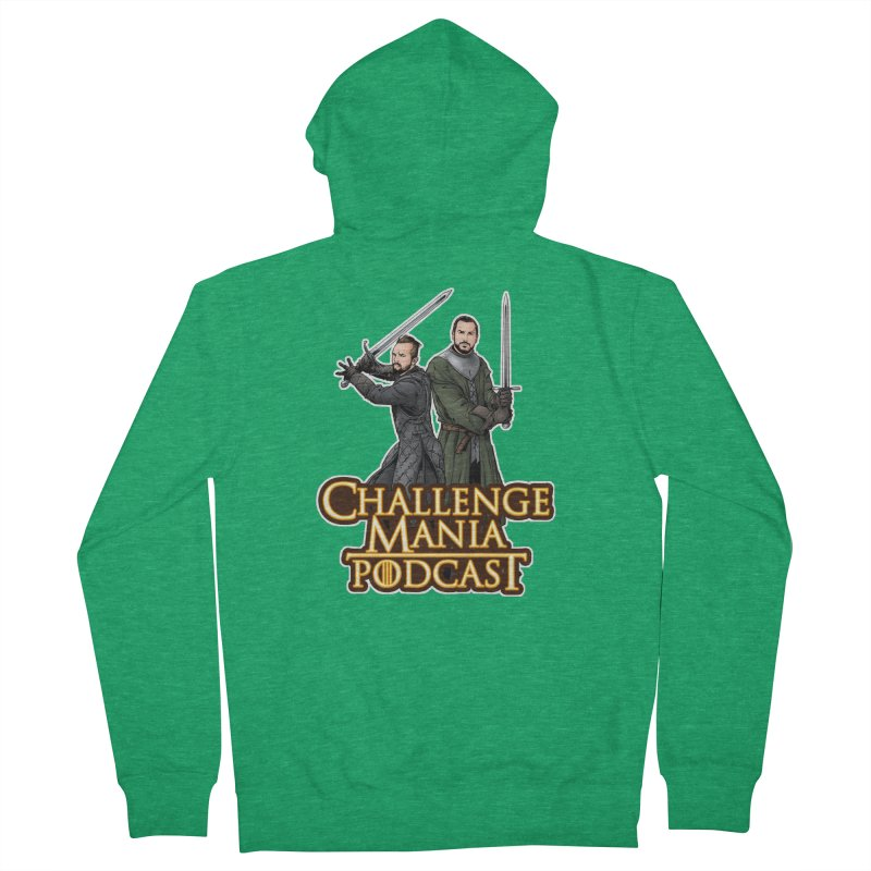 Game of Pods Men's Zip-Up Hoody by Challenge Mania Shop
