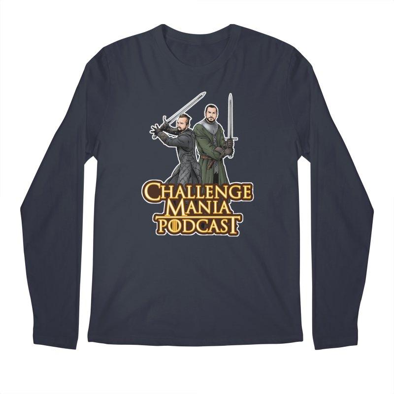 Game of Pods Men's Regular Longsleeve T-Shirt by Challenge Mania Shop