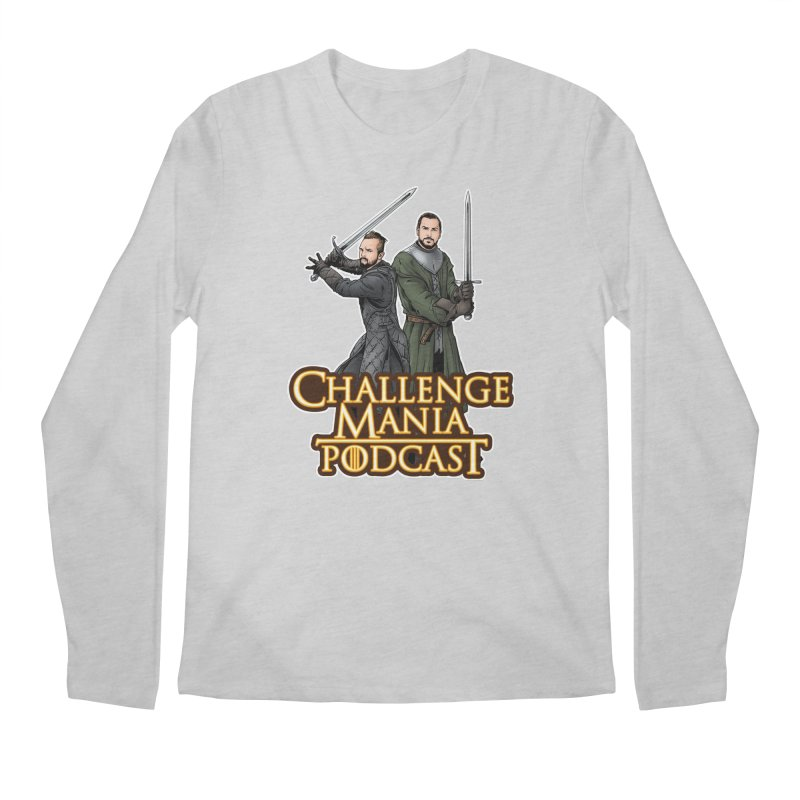 Game of Pods Men's Regular Longsleeve T-Shirt by Challenge Mania Shop