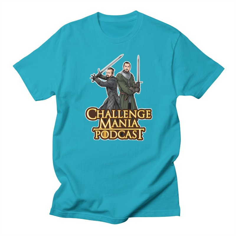 Game of Pods Women's Regular Unisex T-Shirt by Challenge Mania Shop