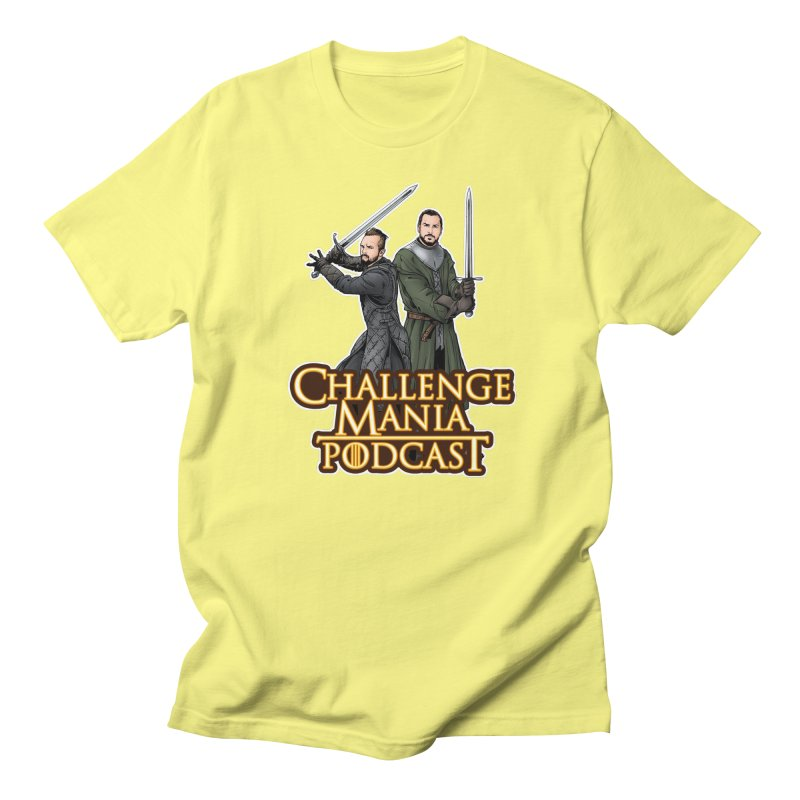 Game of Pods Men's Regular T-Shirt by Challenge Mania Shop