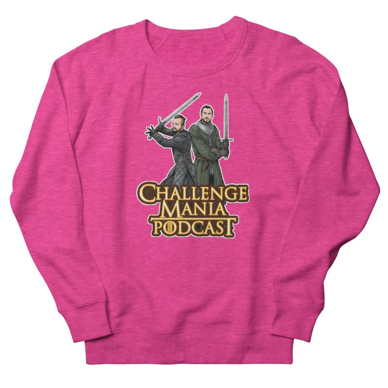 Game of Pods Men's French Terry Sweatshirt by Challenge Mania Shop
