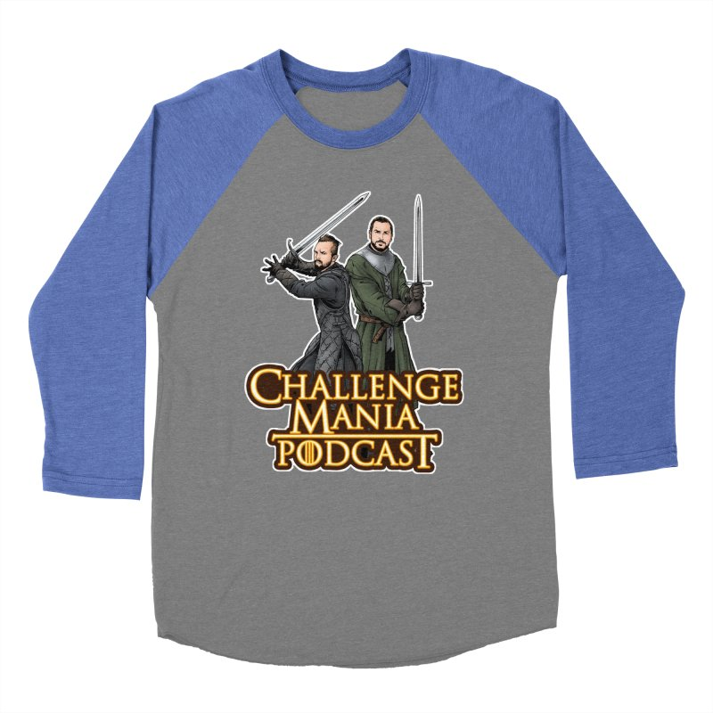 Game of Pods Women's Baseball Triblend Longsleeve T-Shirt by Challenge Mania Shop