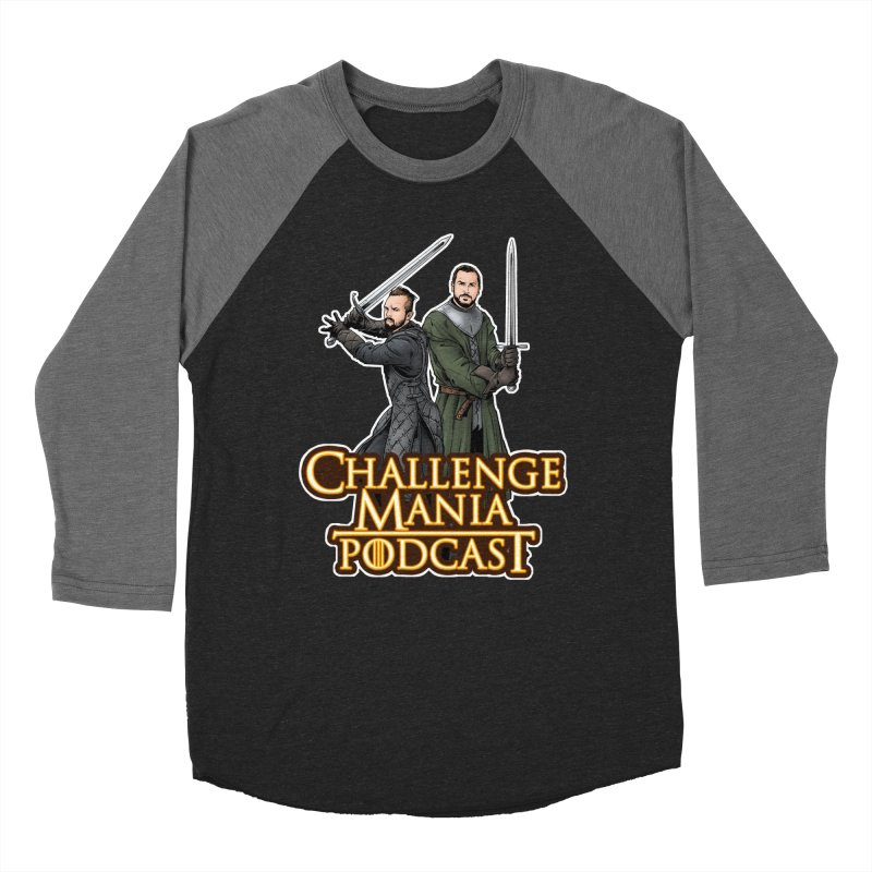 Game of Pods Men's Baseball Triblend Longsleeve T-Shirt by Challenge Mania Shop
