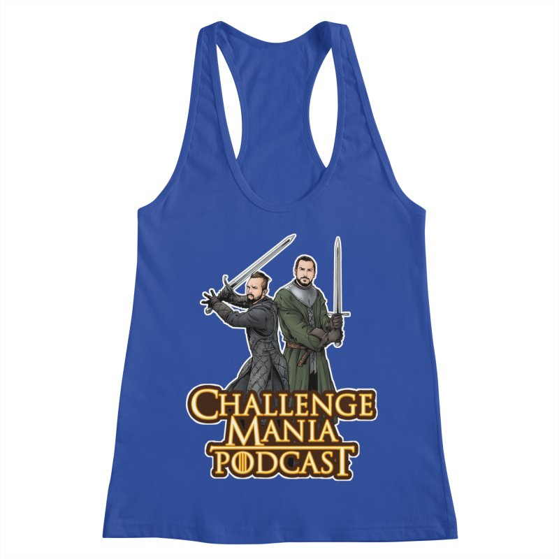 Game of Pods Women's Tank by Challenge Mania Shop