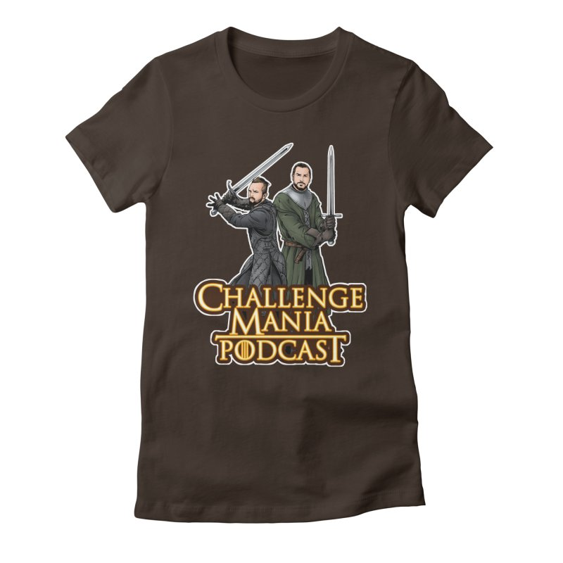 Game of Pods Women's Fitted T-Shirt by Challenge Mania Shop