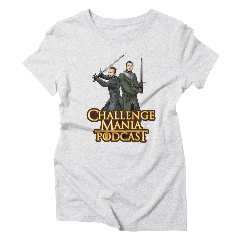 Game of Pods Women's Triblend T-Shirt by Challenge Mania Shop