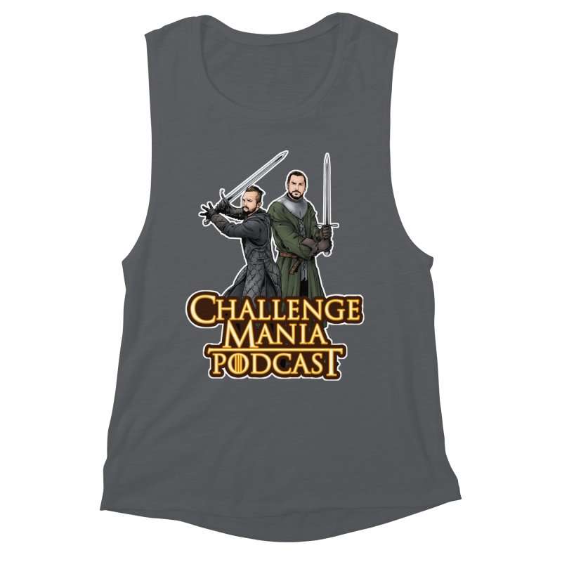 Game of Pods Women's Muscle Tank by Challenge Mania Shop