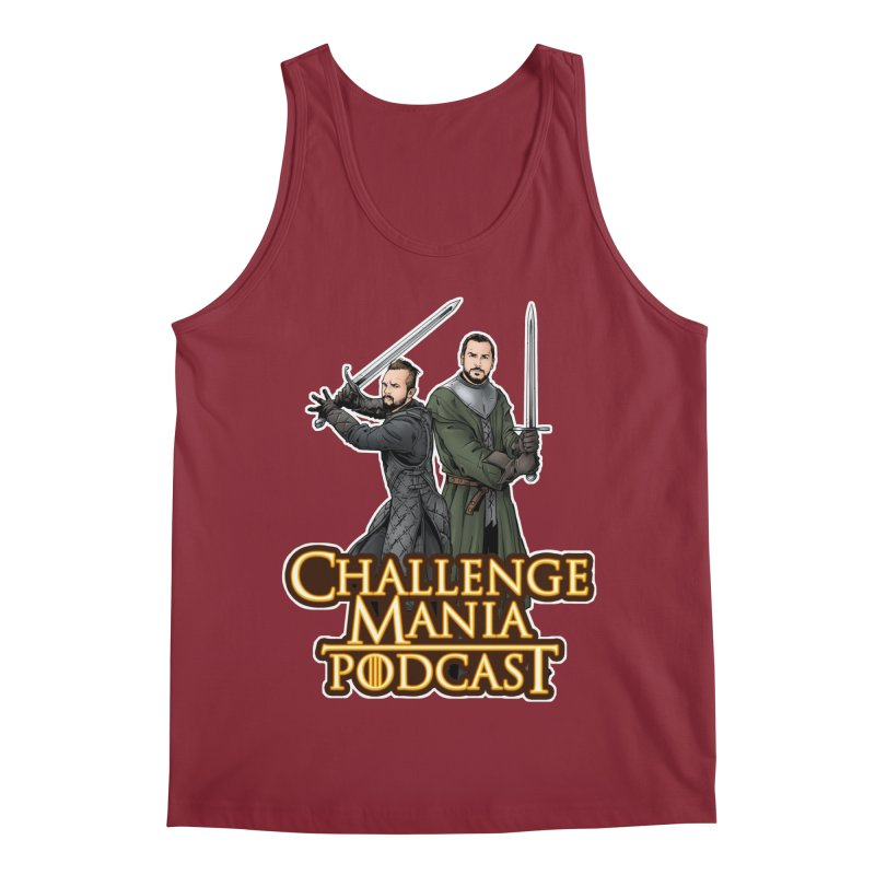 Game of Pods Men's Tank by Challenge Mania Shop