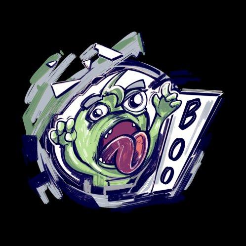 Design for Monster - Boo