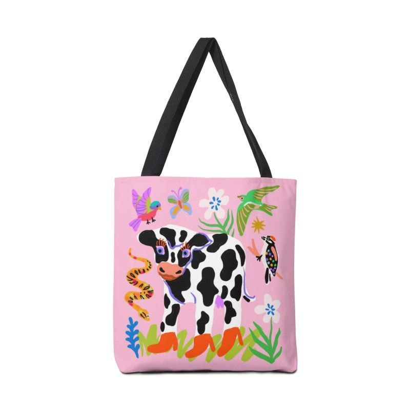 all gender: friends Accessories Bag by Char Bataille Artwork