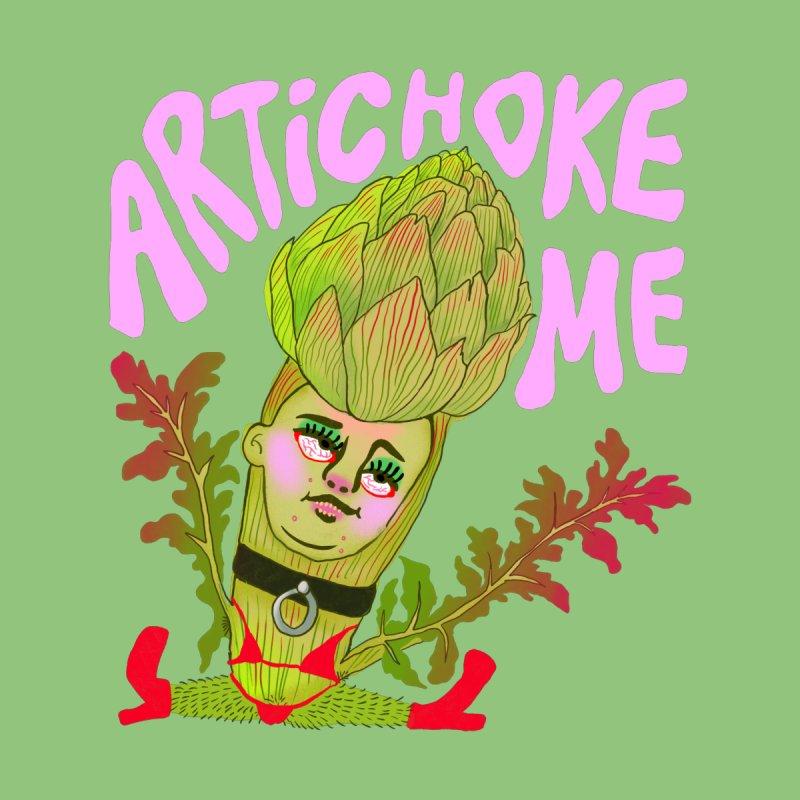 all gender: ArtiCHOKE me Loose fit, all gender Longsleeve T-Shirt by Char Bataille Artwork