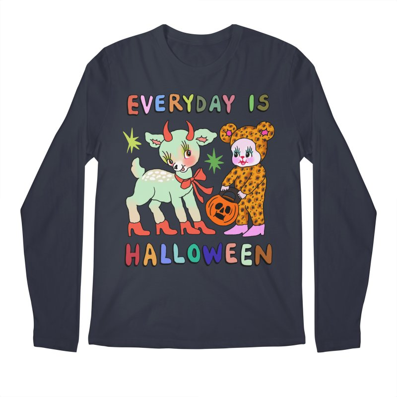 Boo baby Loose fit, all gender Longsleeve T-Shirt by Char Bataille Artwork