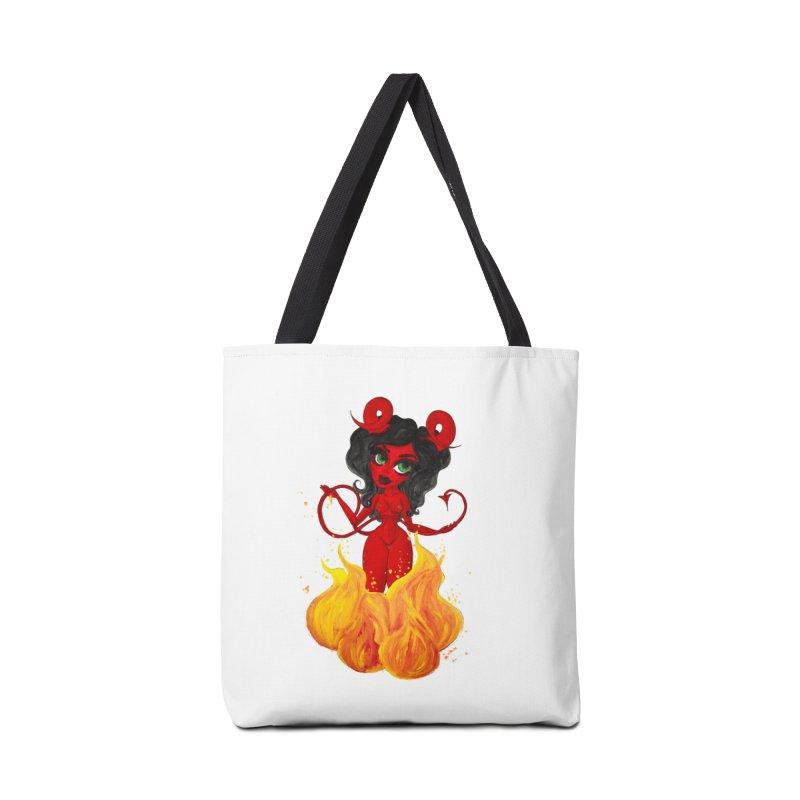 Madam Satan Accessories Bag by CharOne's Artist Shop