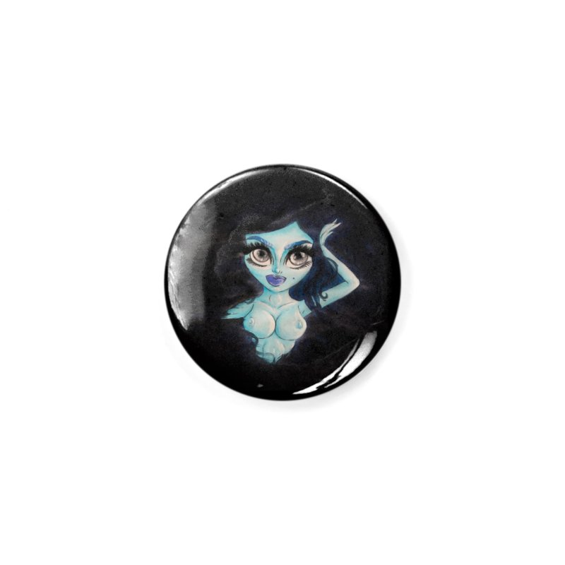 Nyx Goddess of the Night Accessories Button by CharOne's Artist Shop