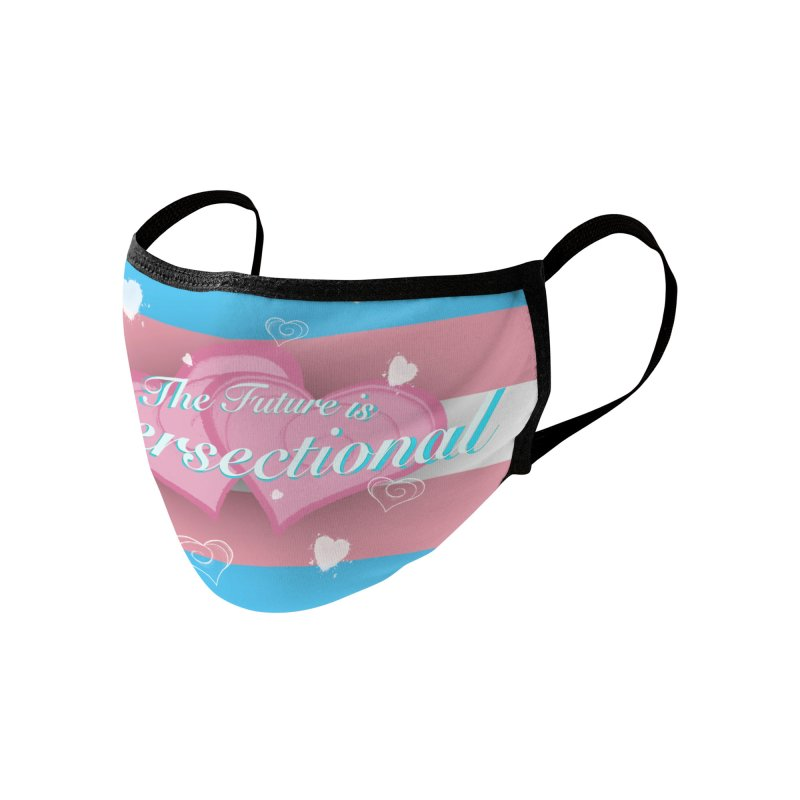 The Future is Intersectional Accessories Face Mask by CharOne's Artist Shop