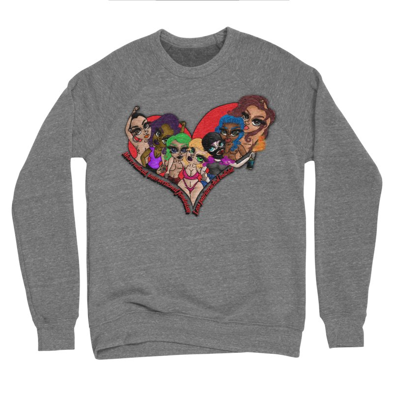 More Feminism Women's Sweatshirt by CharOne's Artist Shop