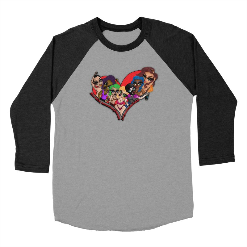 More Feminism Men's Longsleeve T-Shirt by CharOne's Artist Shop