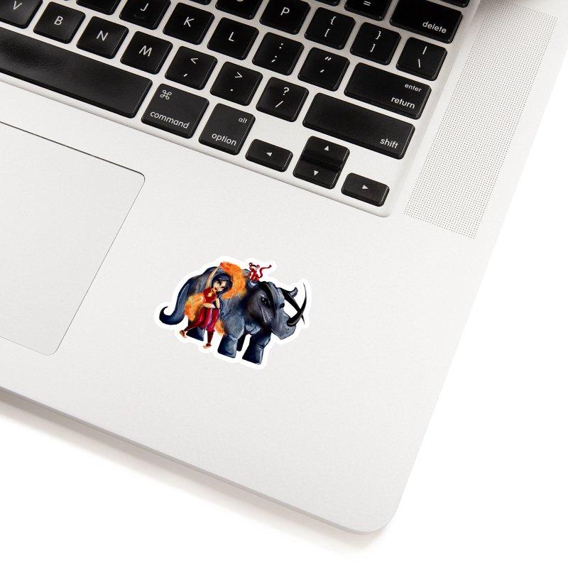 Firebender Accessories Sticker by CharOne's Artist Shop