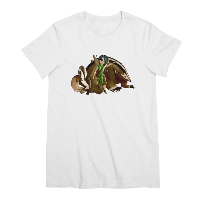 Earthbender Women's T-Shirt by CharOne's Artist Shop