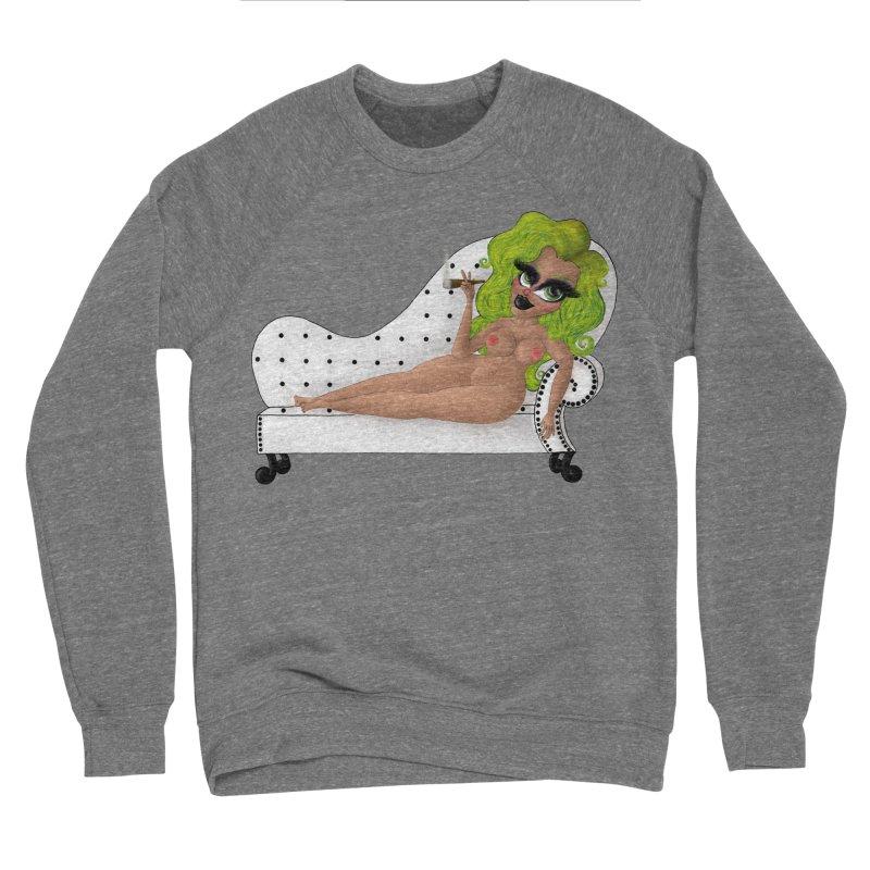 Smoking Lounge Women's Sweatshirt by CharOne's Artist Shop