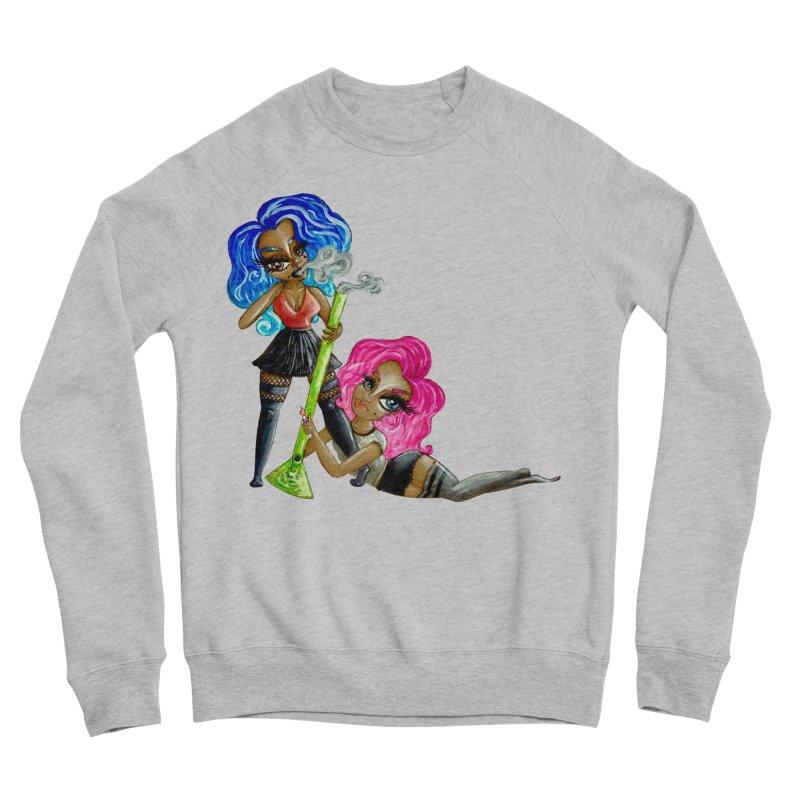 420 Team Players Women's Sweatshirt by CharOne's Artist Shop