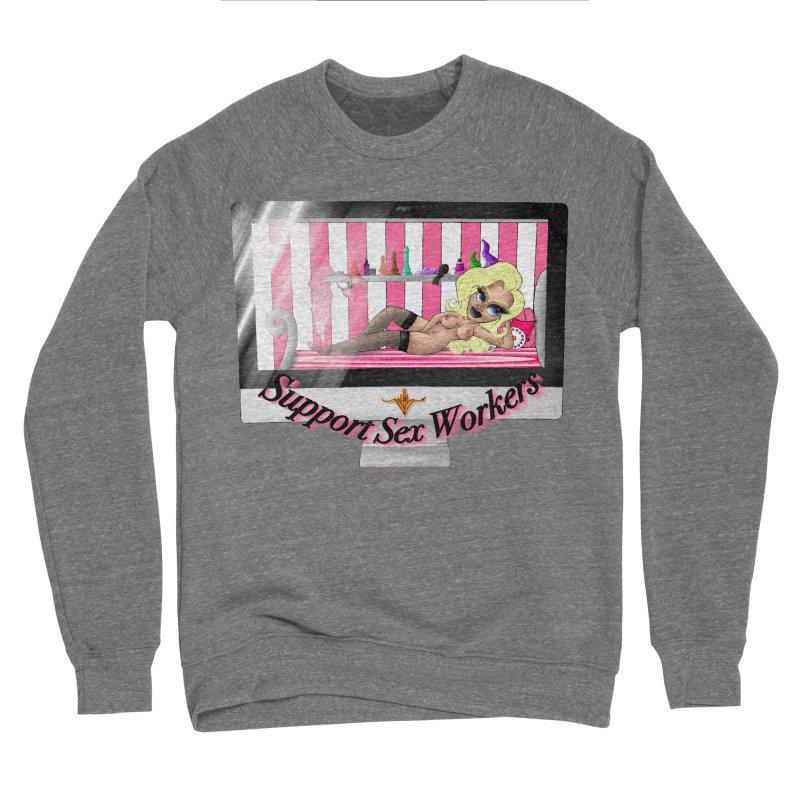 Support Sex Workers: Cam Girl Women's Sweatshirt by CharOne's Artist Shop