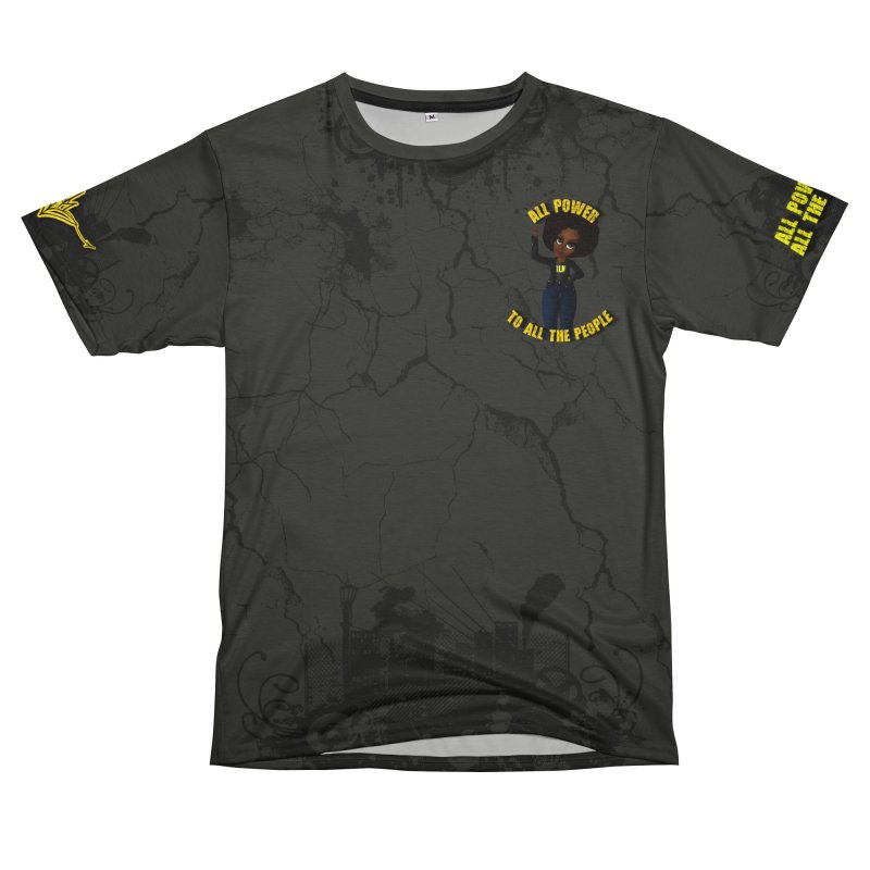 All Power To All The People Men's Cut & Sew by CharOne's Artist Shop