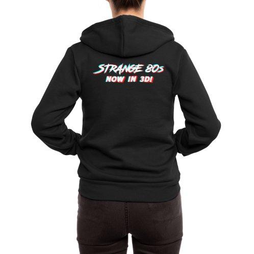 image for Strange 80s NOW IN 3D!