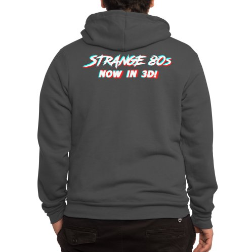 image for Strange 80s NOW IN 3D!