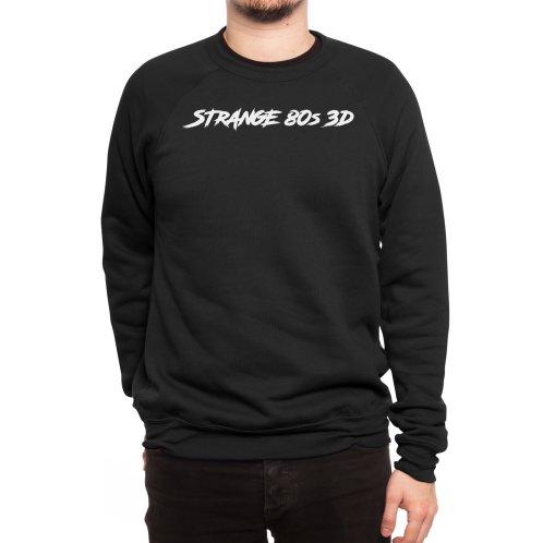 image for Strange 80s 3D White
