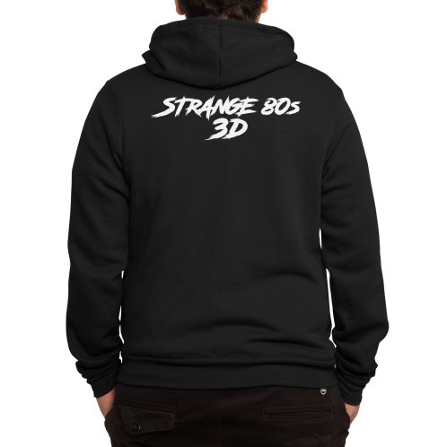 image for Strange 80s 3D v2 white