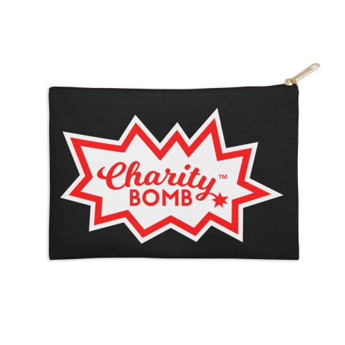 image for Charity Bomb red & white