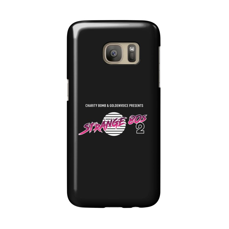 Strange 80s Accessories Phone Case by Charity Bomb