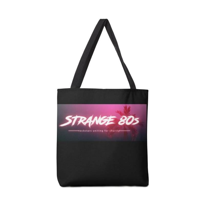 Strange 80s Accessories Bag by Charity Bomb
