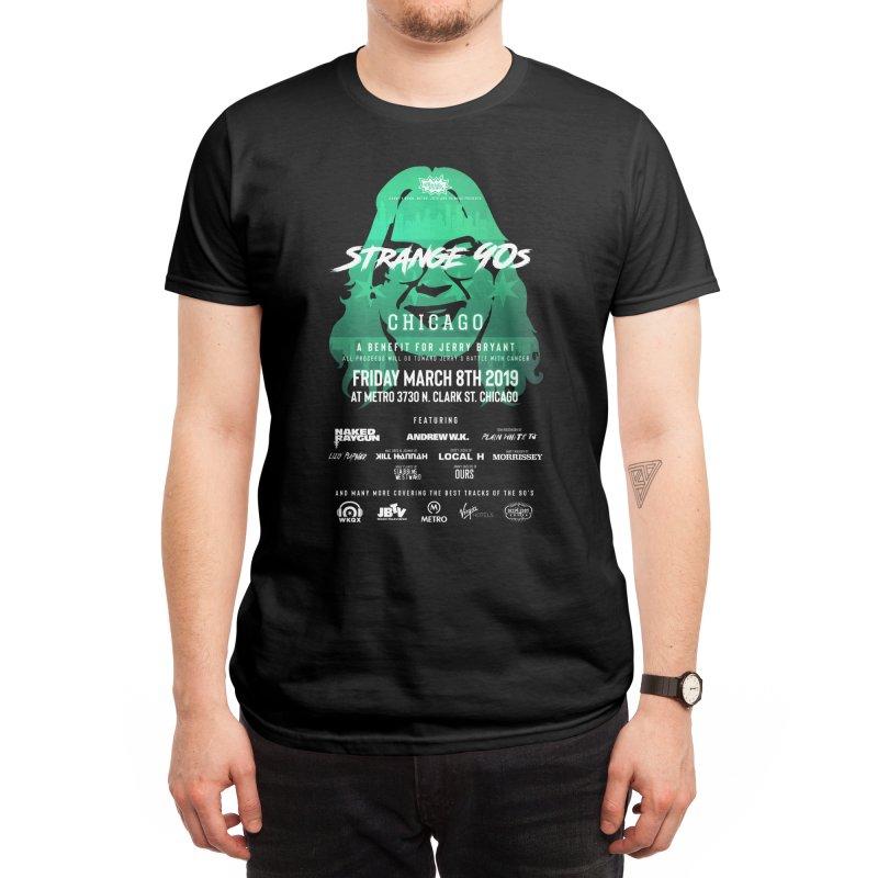 JBTV x Strange 90s Men's T-Shirt by Charity Bomb