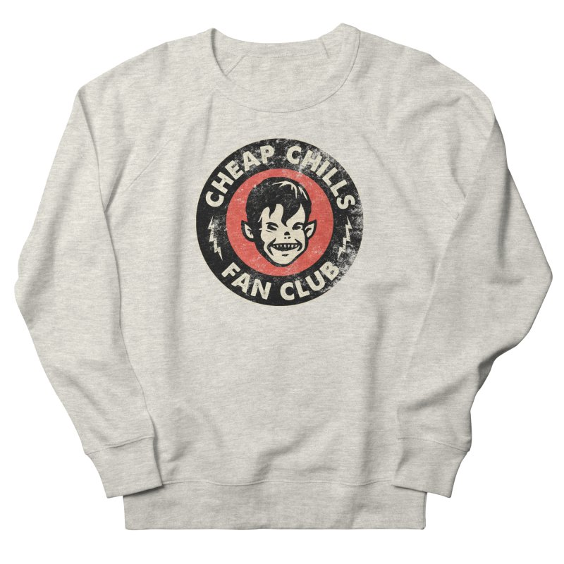 Cheap Chills Fan Club Men's Sweatshirt by Cheap Chills Fan Club