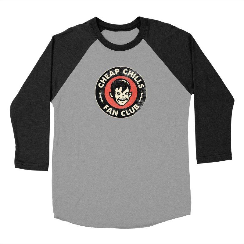 Cheap Chills Fan Club Men's Longsleeve T-Shirt by Cheap Chills Fan Club